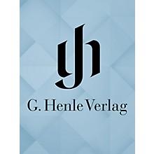 G. Henle Verlag Arrangements of Folk Songs - Scottish Songs No. 101-150 for George Thomson Henle Edition Hardcover