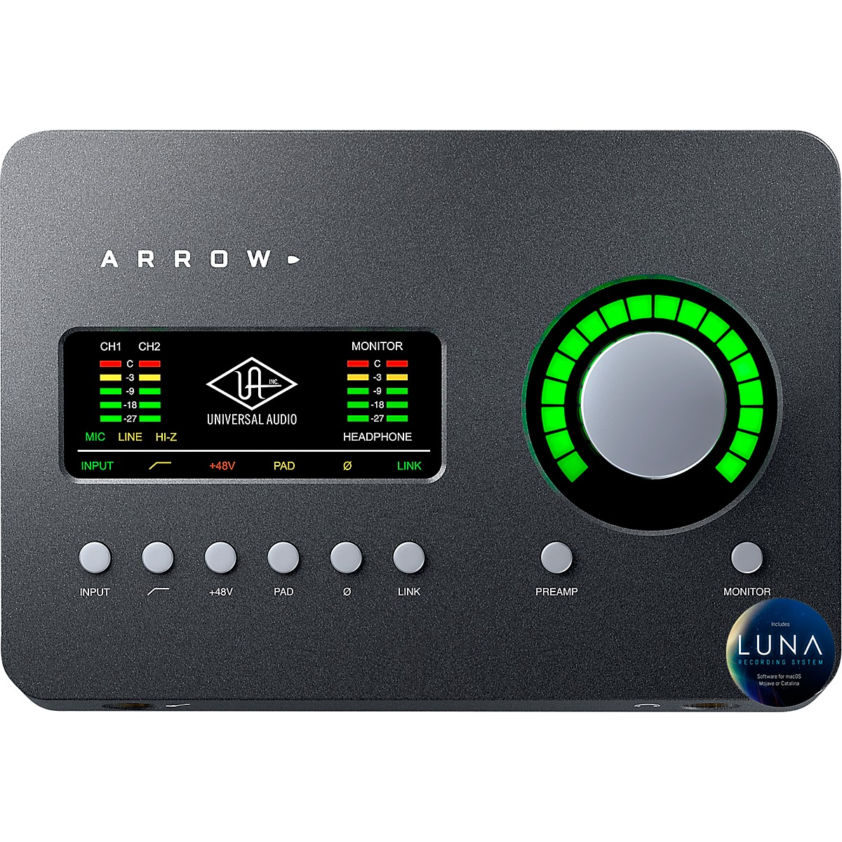 Universal Audio Arrow Audio Interface