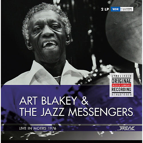 Alliance Art Blakey - Live In Moers Germany 1976