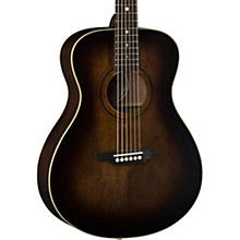Luna Guitars Art Vintage Folk Acoustic Guitar