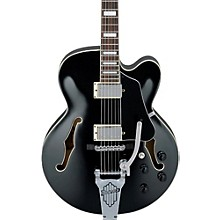 Artcore AF series AF75T hollow body electric guitar Black