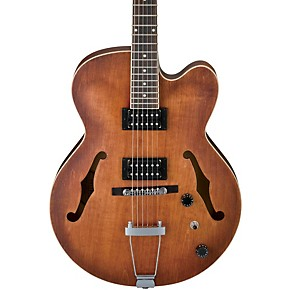 ibanez artcore af55 hollowbody electric guitar flat tobacco guitar center. Black Bedroom Furniture Sets. Home Design Ideas