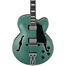 Artcore AF75 Hollowbody Electric Guitar Olive Metallic