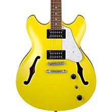 Artcore Vibrante AS63 Semi-Hollow Electric Guitar Lemon Yellow