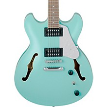 Artcore Vibrante AS63 Semi-Hollow Electric Guitar Sea Foam Green