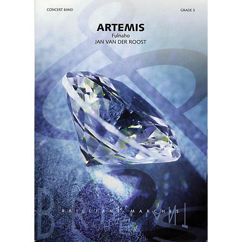 De Haske Music Artemis (Fulnaho) Full Score Concert Band Level 3 Composed by Jan Van der Roost