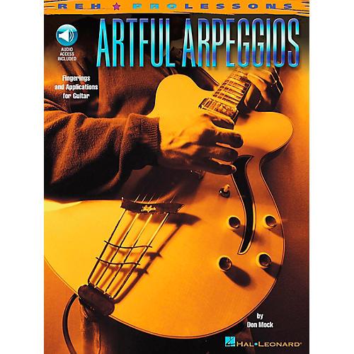 REH Artful Arpeggios (Book/CD)