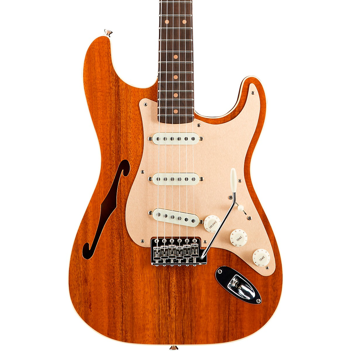Fender Custom Shop Artisan Koa Stratocaster Electric Guitar