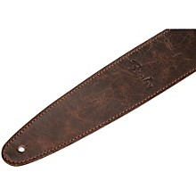 Fender Artisan Leather Guitar Strap
