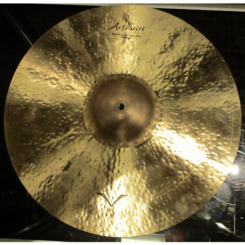 Sabian Artisan Traditional Symphonic Medium Cymbal
