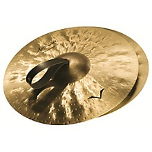 Sabian Artisan Traditional Symphonic Suspended Cymbals Level 1 17 in. Brilliant