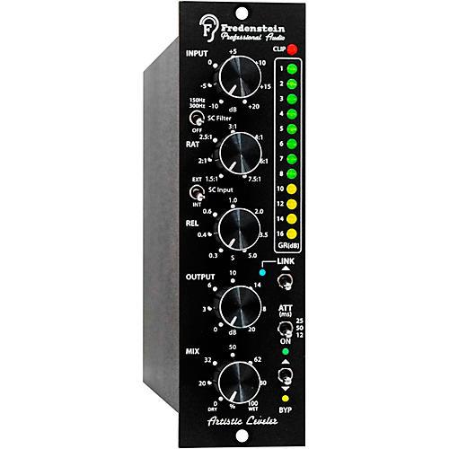 Fredenstein Professional Audio Artisitic Leveler