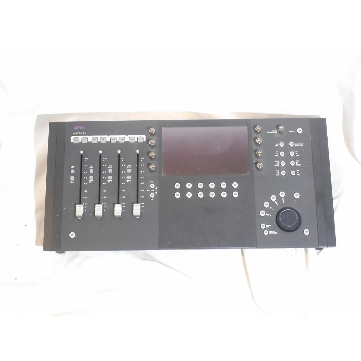Avid Artist Control Digital Mixer