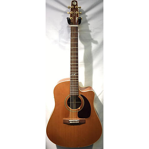 Seagull Artist Mosaic CW Acoustic Electric Guitar
