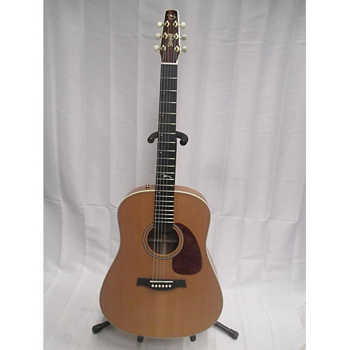 Seagull Artist Mosaic Element Acoustic Electric Guitar