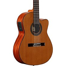 Artist Series AC65HCE Classical Hybrid Acoustic-Electric Guitar Level 2 Natural 190839340948