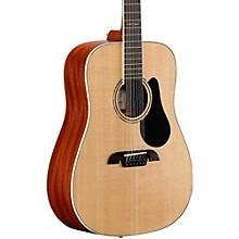 Alvarez Artist Series AD60-12 Dreadnought Twelve String Acoustic Guitar Level 1 Natural