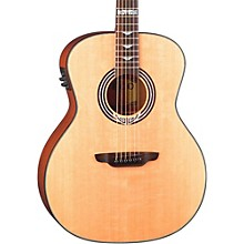 Luna Guitars Artist Series Deco All Solid Wood Grand Auditorium Acoustic-Electric Guitar