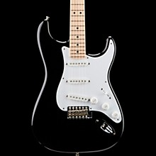 Artist Series Eric Clapton Stratocaster Electric Guitar Black Maple Fretboard
