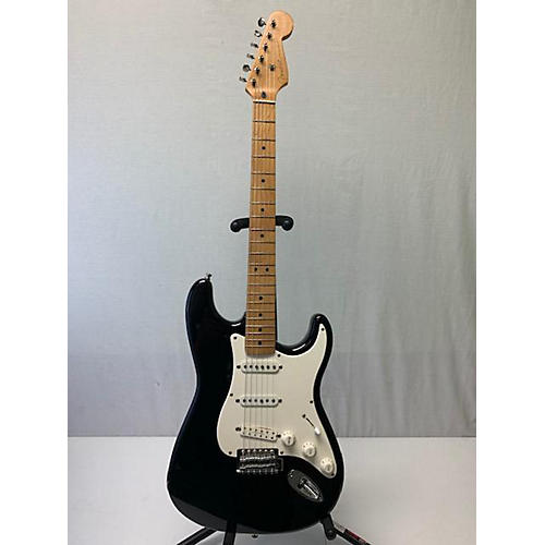 Fender Artist Series Jimmie Vaughan Tex-Mex Stratocaster Solid Body Electric Guitar