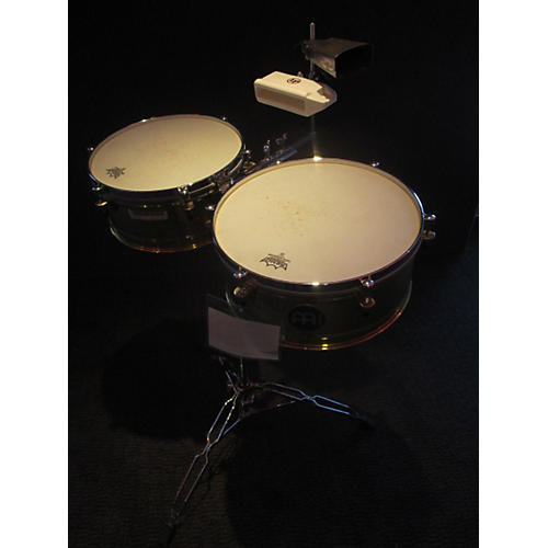 Meinl Artist Series Louis Conte Timbales