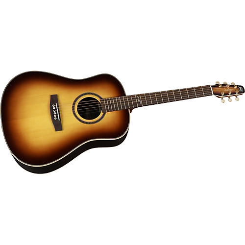 Seagull Artist Series Studio Dreadnought i-Beam Acoustic-Electric Guitar with Deluxe Case