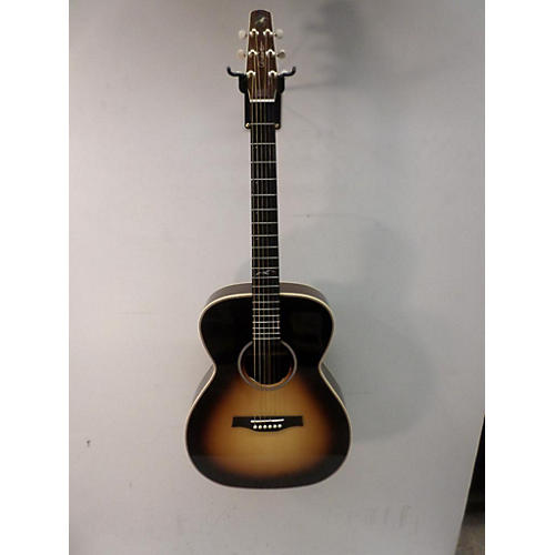 Seagull Artist Studio Concert Hall Acoustic Electric Guitar