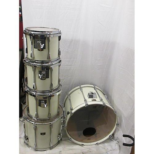 Used TAMA Artstar II Drum Kit Artic White