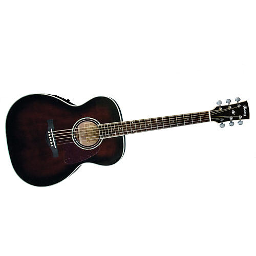 Ibanez Artwood Series AC300EDVS Acoustic-Electric Guitar