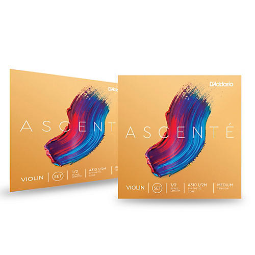 D'Addario Ascente Violin String Set 2 Box Special