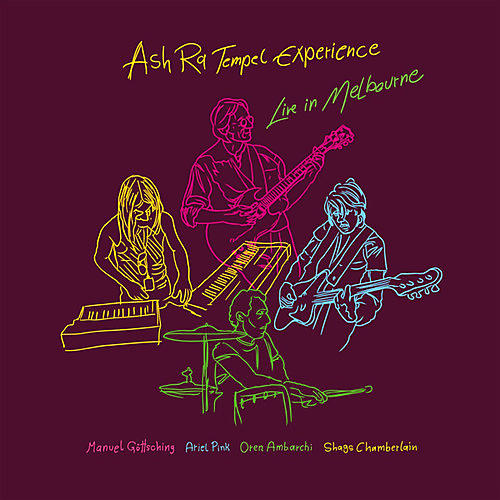 Alliance Ash Ra Tempel Experience - Live In Melbourne