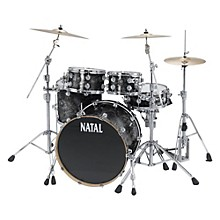 Natal Drums Ash US Fusion X 5-Piece Shell Pack