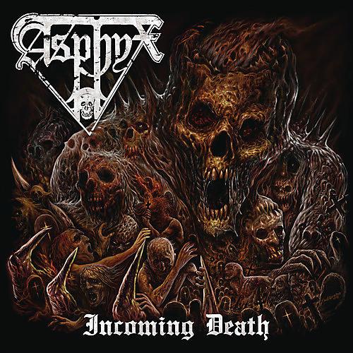 Alliance Asphyx - Incoming Death