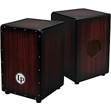 Aspire Accents Cajon Dark Wood Streak
