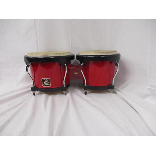 used lp aspire bongo set bongos guitar center. Black Bedroom Furniture Sets. Home Design Ideas