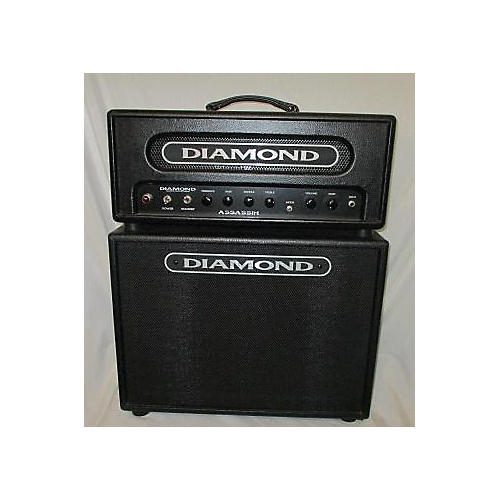 Diamond Amplification Assassin Tube Guitar Amp Head