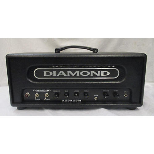 Diamond Amplification Assassin Vanguard Series 22W Tube Guitar Amp Head