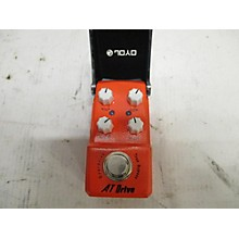 Joyo At Drive Effect Pedal