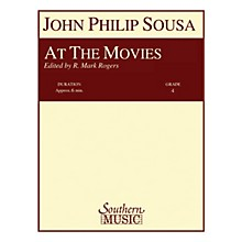 Southern At the Movies (Band/Concert Band Music) Concert Band Level 4 Arranged by R. Mark Rogers