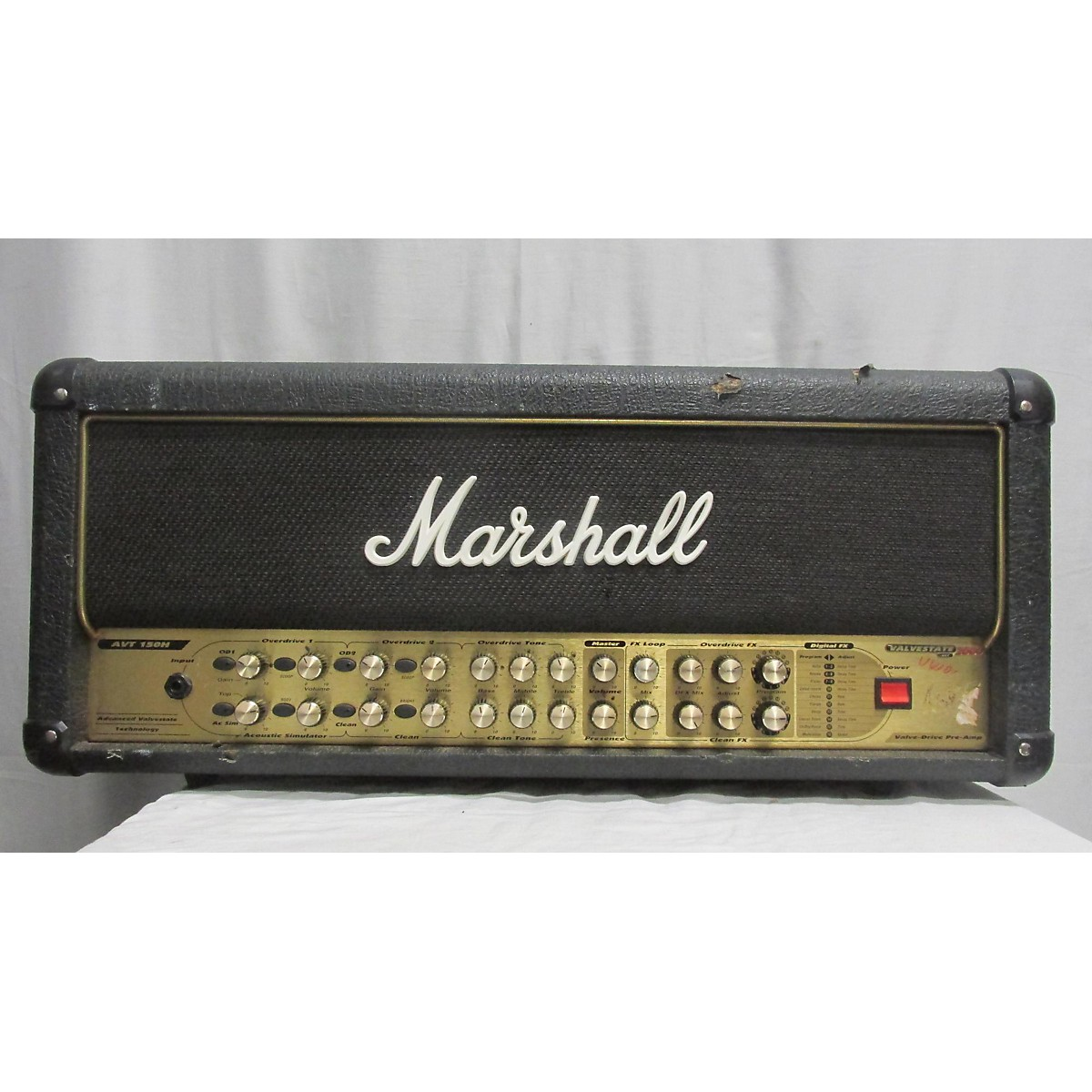 Marshall At150h Solid State Guitar Amp Head