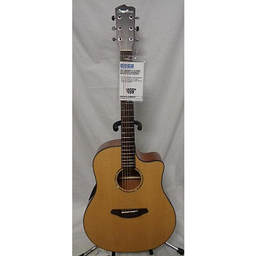 Breedlove Atlas Series Solo D350/CME Dreadnought Acoustic Electric Guitar