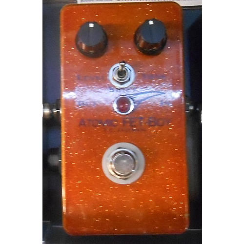 In Store Used Atomic FET BOY Effect Pedal