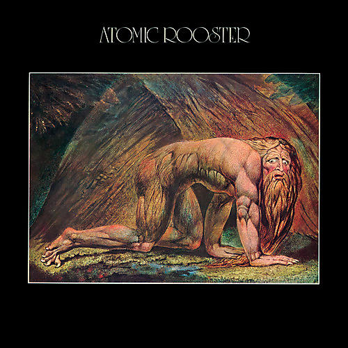 Alliance Atomic Rooster - Death Walks Behind You