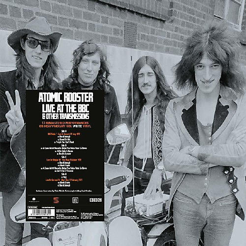 Alliance Atomic Rooster - On Air: Live At The BBC
