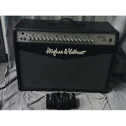 Hughes & Kettner Attax 200 2x12 Guitar Combo Amp