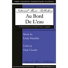 National Music Publishers Au Bord de l'Eau SA composed by Emile Paladilhe