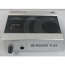 Native Instruments Audio 4 Dj DJ Controller