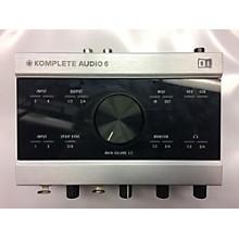 Native Instruments Audio 6 Audio Interface