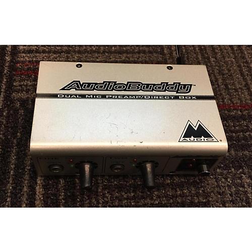 M-Audio Audio Buddy Microphone Preamp