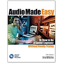 Hal Leonard Audio Made Easy Book Series Softcover Media Online Written by Ira White